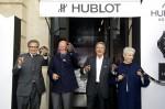 Hublot: Boutique-Eröffnung am Place Vendôme