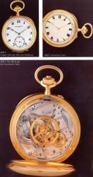 Taschenuhr mit zweiter Zeitzone von Vacheron Constantin