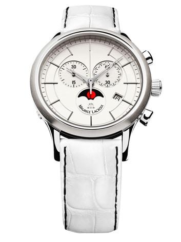 Die Offizielle Uhr der DFB-Frauen: die Les Classiques Ladies zwanzig11 Edition von Maurice Lacroix