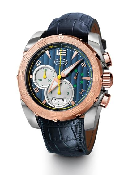 Sonder-Uhrenmodell: der Parmigiani Pershing Chronograph
