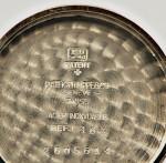 Antimagnetisch und wasserdicht: Hinter dem innen gravierten Vollgewindeboden liegt eine Weicheisenabschirmung
