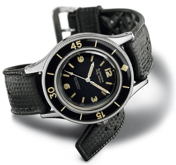 Uhrenmodell_Erste-Fifty-Fathoms-1953_Blancpain