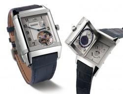 2007 vorgestellt, markiert die Reverso Grande Complication à Triptyque mit ihren 19 Indikationen nicht nur einen Meilenstein in der Linie, sondern auch im Gesamtwerk der Manufaktur