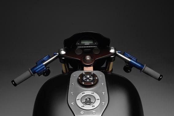 Die Bell & Ross Uhr in der Harley-Davidson Sondermaschine