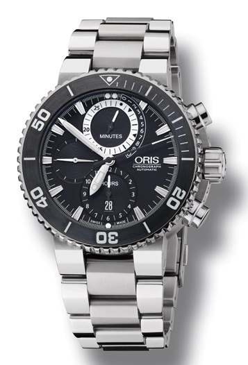 Oris Carlos Coste Limited Edition Cenotes Series