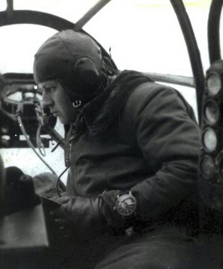 Fliegeruhren dienten im Ersten und Zweiten Weltkrieg</br>vor allem der Orientierung