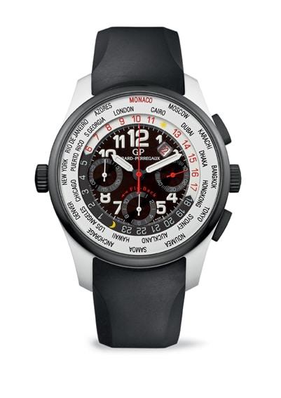 Unikat für die Only Watch 2011: Sondermodell aus der ww.tc-Kollektion von Girard-Perregaux