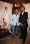 Schauspieler Thomas Kretschmann und Jens Rempp, Brand Manager Omega
