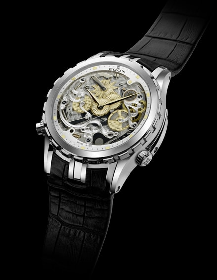 Edox: Cape Horn 5 Minute Repeater
