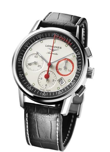 Der Longines Column-Wheel Chronograph Record
