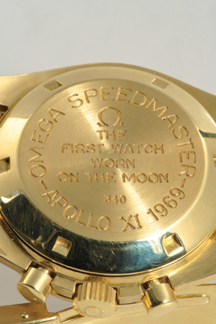 Omega: Goldene Monduhr » Das Uhren Portal: Watchtime.net