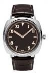 Neuauflage der ersten Panerai-Uhr: die Radiomir 3 Days Oro Bianco 47mm
