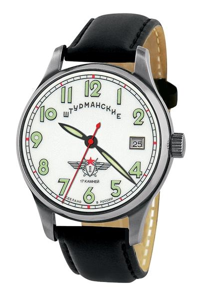 Das Uhrenmodell Gagarin der russischen Marke Sturmanskie
