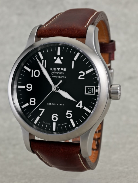 [News] Stowa Flieger Klassik 43mm Wempe