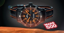 B-42 BLACK MARS 500 AUTOMATIC DAY/DATE