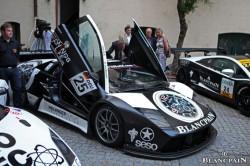 Renn-Lamborghinis aus dem Hause Reiter Engineering