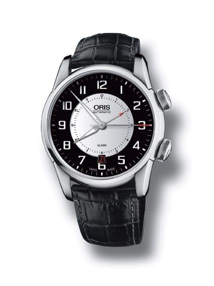 Armbandwecker: die Oris Raid 2011 Alarm Edition