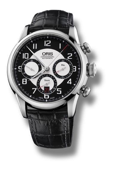 Der Raid 2011 Chronograph von Oris