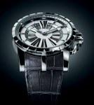 Herrschaftlich: die Excalibur bi-retrograd springendes Datum von Roger Dubuis