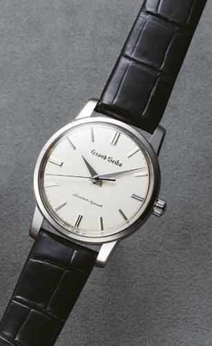 Grand Seiko Uhren übertreffen die Schweizer Chronometernorm