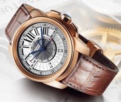 Calibre de Cartier Zentralchronograph