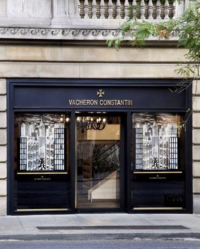 Vacheron Constantin Boutique in New York
