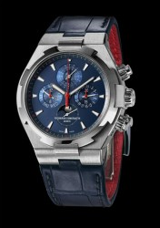 Overseas Chronograph Ewiger Kalender Boutique New York