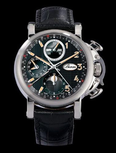 Der Chronograph Flagman von Buran
