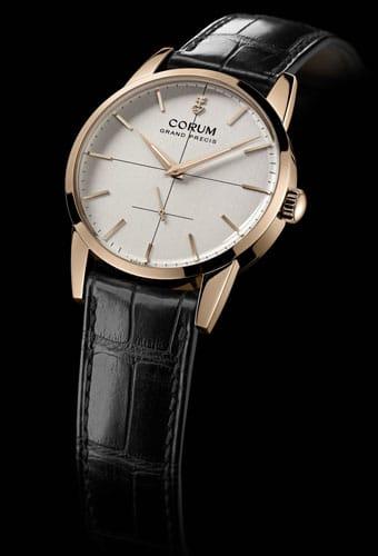 Vintage-Uhr von Corum: die Grand Précis