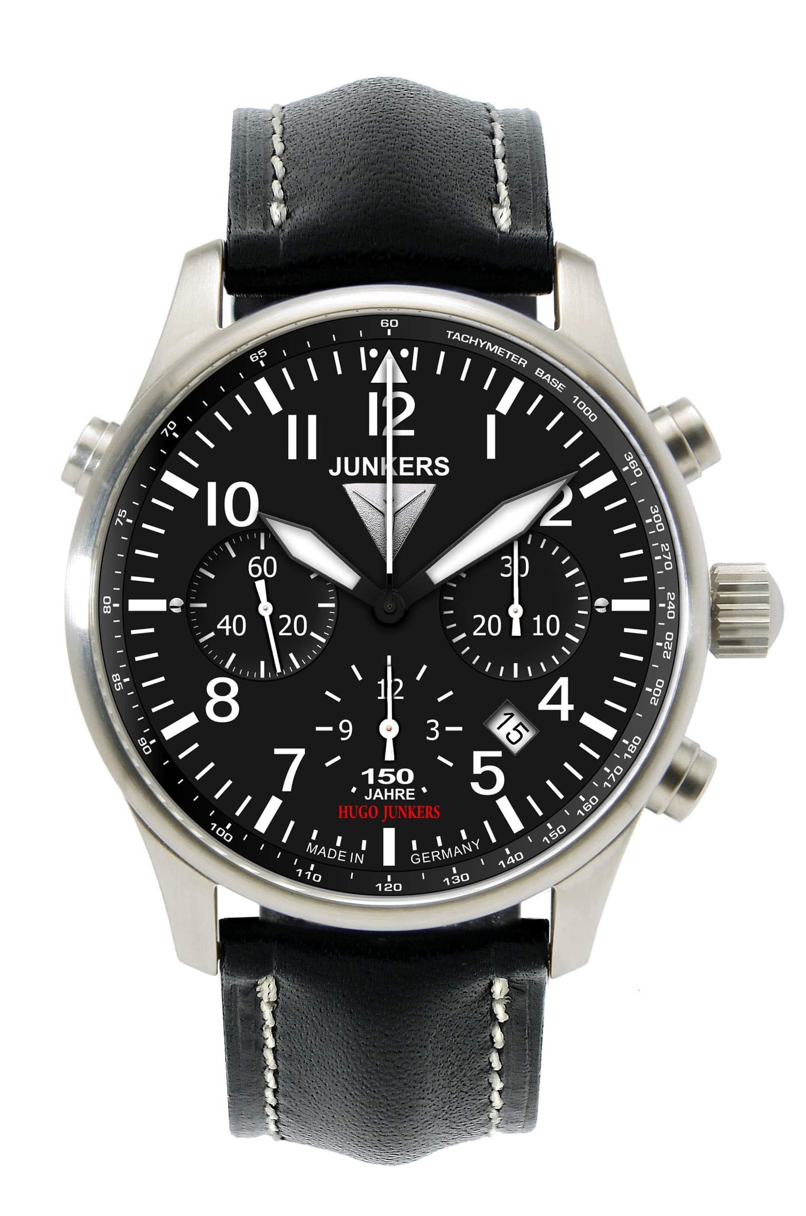 Fligerchronograph 6624-2 von Junkers