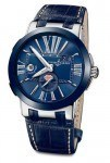 Die Monaco 2011 Executive Dual Time von Ulysse Nardin