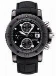 Black is beautyful: Sport DLC Chronograph Automatic von Montblanc