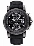 Black is beautyful: Sport DLC Chronograph Automatic von Montblanc