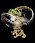 Das berühmte Pfauen-Ei von Fabergé