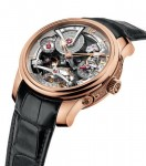 Das Double Tourbillon 30° Technique von Greubel Forsey