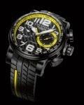 In den Hausfarben Schwarz und Gelb: die Graham Silverstone Stowe Racing