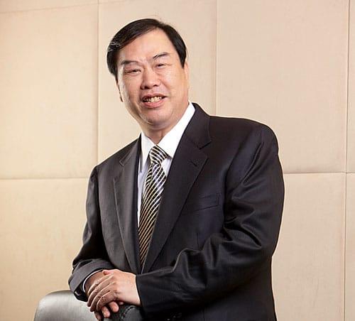 Hon Kwok Lung, Präsident von China Haidian