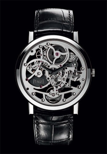 Die Altiplano Skeleton Ultra-Thin von Piaget