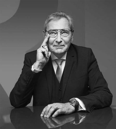 Gründer der gleichnamigen Uhrenmarke: Roger Dubuis