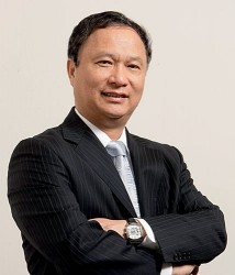 Shang Jianguang, CEO von China Haidian