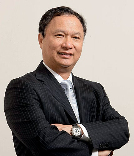 Shang Jianguang, CEO von China Haidian
