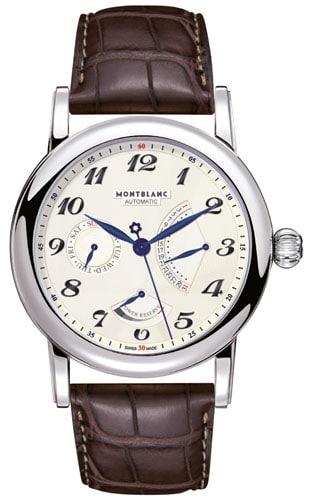 Das Uhrenmodell Star Retrograde Automatic von Montblanc