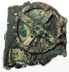 Nur 82 Fragmente der Antikythera blieben über die Jahre erhalten