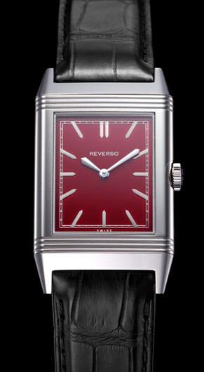 Die Grande Reverso 1931 Rouge von Jaeger-LeCoultre