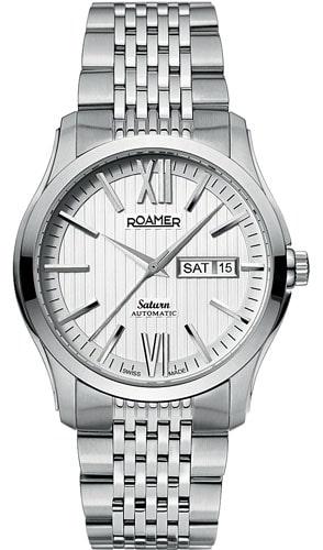 Für Herren und Damen gibt es die Uhrenmodelle Saturn von Roamer