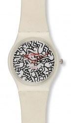 """Keith Harings """"Orgy"""" von 1986 gelangte nie in den Handel"""