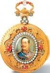 A. Lange & Söhne baute diese Taschenuhr, die Kaiser Wilhelm II. 1898 beim Staatsbesuch in Konstantinopel dem Sultan schenkte
