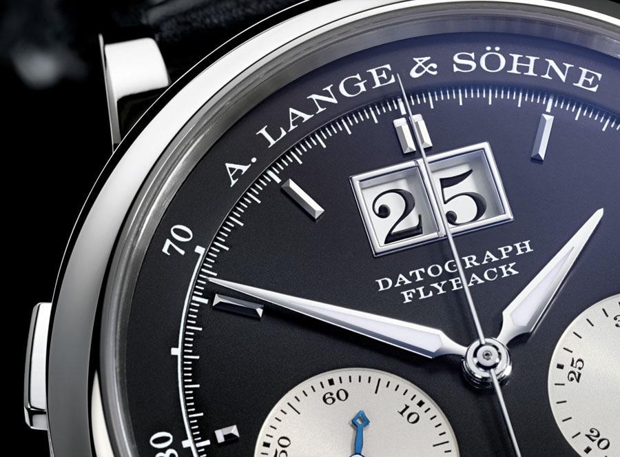 Der Datograph Auf/Ab von A. Lange & Söhne