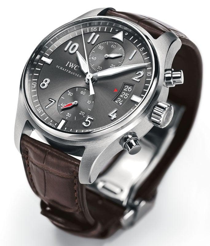 Der neue Spitfire Chronograph von IWC