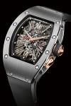 Raffiniert: das Uhrenmodell RM 037 von Richard Mille